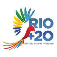 Logo of Rio + 20