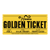 Logo of Wonka Golden Ticket