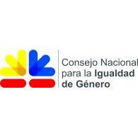 Logo of Consejo Nacional para la igualdad de genero