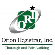 Logo of Orion Registrar Inc