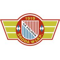 Logo of Klub Sportowy Polonia Sroda Wielkopolska