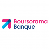 Banque Image Logo boursorama banque | brands of the world™ | download vector logos and
