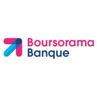 Logo of Boursorama Banque