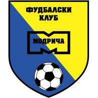Logo of FK Maxima Modrica (mid 2000 logo)
