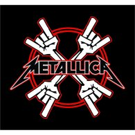 Logo of Metallica_Fingers
