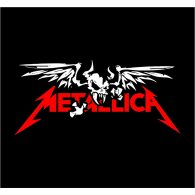 Logo of Metallica_Skulled