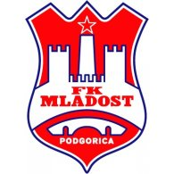 Logo of FK Mladost Podgorica