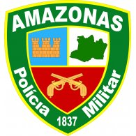 Logo of Policia Militar do Amazonas