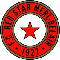 Logo of FC Red Star Merl-Belair