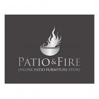 Logo of Patio & Fire