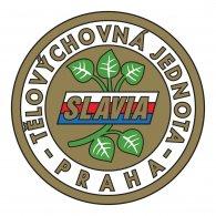 Logo of TJ Slavia Praha