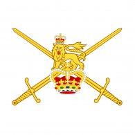 Logo of British Army