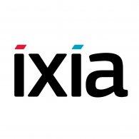 Logo of Ixia