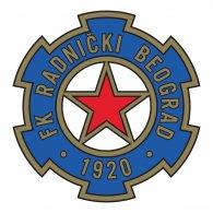 Logo of FK Radnicki Beograd