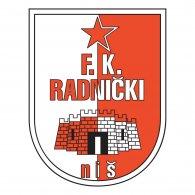 Logo of FK Radnicki Nis
