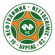Logo of FK Neftochimic Burgas