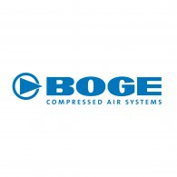 Logo of BOGE compressed air systems