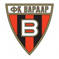 Logo of FK Vardar Skopje