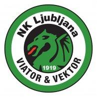 Logo of NK Ljubljana
