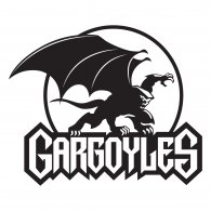 Logo of Disney's Gargoyles
