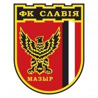 Logo of FK Slavia Mozyr