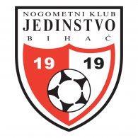 Logo of NK Jedinstvo Bihac
