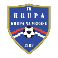 Logo of FK Krupa na Vrbasu