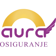 Logo of Osiguranje Aura a.d. Banja Luka