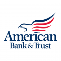 Logo of American Bank and Trust