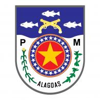 Logo of Policia Militar de Alagoas