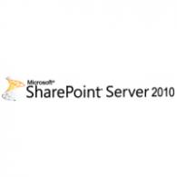 Logo of Microsoft SharePoint Server