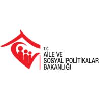 Logo of T.C. Aile ve Sosyal Politikalar Bakanlığı
