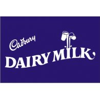 Logo of Cadbury Dairy Milk