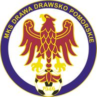 Logo of MKS Drawa Drawsko Pomorskie