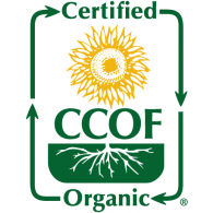 Logo of Certified CCOF Organic