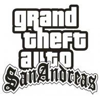 Logo of Grand Theft Auto San Andreas