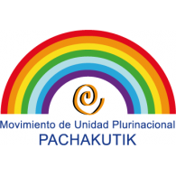 Logo of Pachakutik movimiento