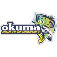 okuma logo. logo of okuma f