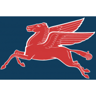Logo of Mobil Pegasus