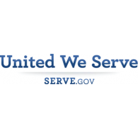 Logo of United We Serve