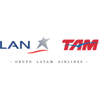 Logo of Grupo Latam Airlines