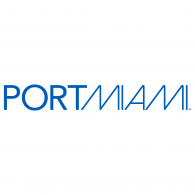 Logo of Port of Miami
