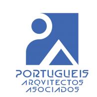 Logo of Portugueis Arquitectos  Asociados