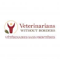 Logo of Veterinarians Without Borders / Vétérinaires Sans Frontières