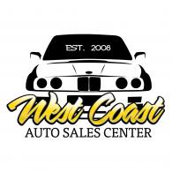 Logo of West Coast Auto Sales Center