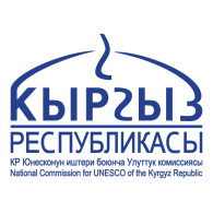 Logo of National Commission for Unesco of the Kyrgyz Republic