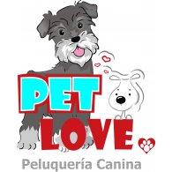 Logo of Pet Love, Peluquería Canina