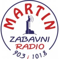 Logo of Radio Martin