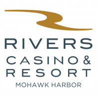 Logo of Rivers Casino & Resort
