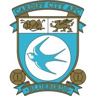 Logo of Cardiff City AFC